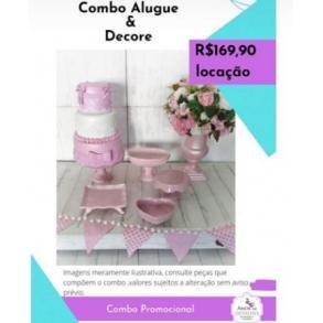 COMBO ROSA 002 R$169,90