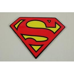 BANDEJA VIDRO SUPER HOMEM