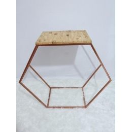MINI TABLE SEXTAVADA ROSE GOLD G
