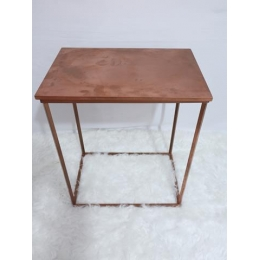 MINI TABLE RET. G ROSE GOLD