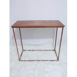 MINI TABLE RET. GG ROSE GOLD