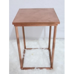 MINI TABLE QUA. P ROSE GOLD