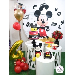 COMBO MICKEY HOME PARTY -01  009018