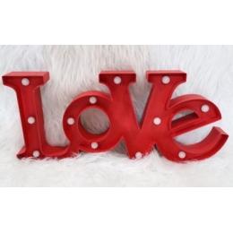 LUMINOSO LOVE (PALAVRA)