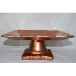 BANDEJA MAGESTIC QUAD ROSE GOLD G