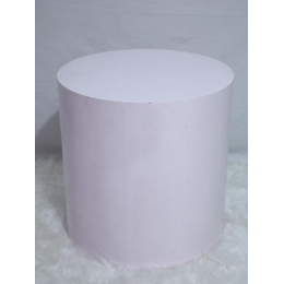 CILINDRO MDF COLOR ROSA  M